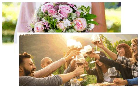 celebración de una boda en granada