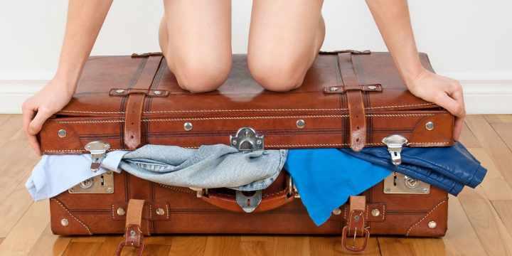 Cómo hacer la maleta perfecta en 7 pasos