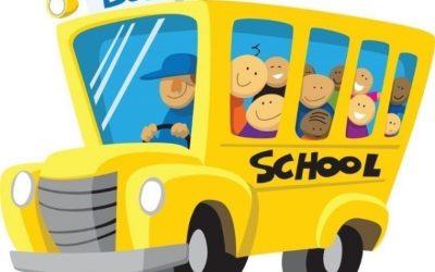 10 ventajas + 1 del autobús escolar