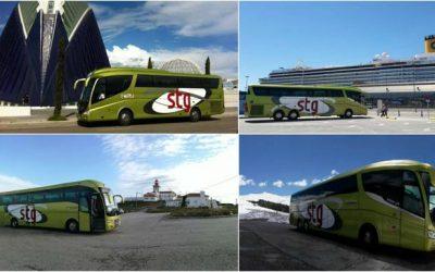 ¿Cuándo y por qué alquilar un autobús con STG Bus?