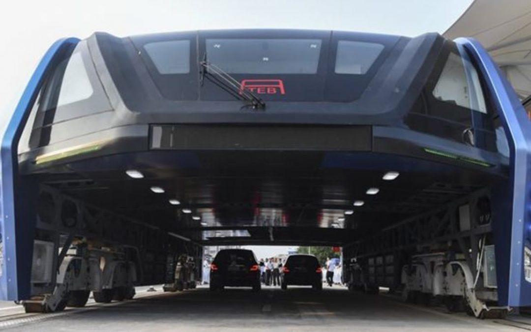 ¿Cómo serán los autobuses del futuro?