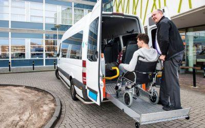 La importancia del transporte adaptado