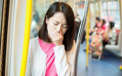Tips para no marearse en el autobús