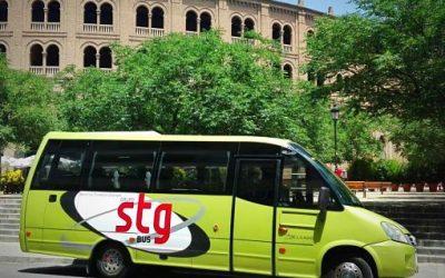 5 motivos por los que alquilar un minibus en Granada